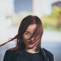 Ветер в волосах2 :: Мария Арифулина