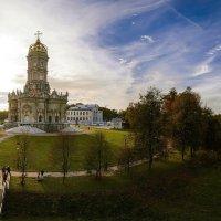 Храм Знамения Пресвятой Богородицы в Дубровицах :: Antoxa Kireev
