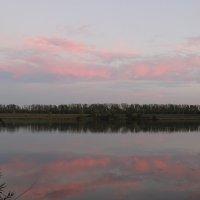 Розовые облака. :: Ирина Королева