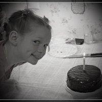 Это не мой День рождения. :: Олег Чернов