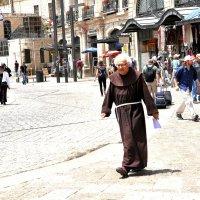 Картинки старого Иерусалима :: Евгений Дубинский