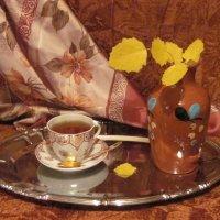 Осеннее чаепитие :: Маера Урусова