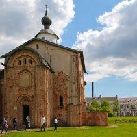 Церковь Параскевы Пятницы :: Nikolay Monahov