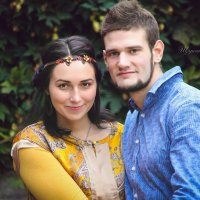Дмитрий и Анна :: Кристина Плавская