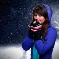 снегопад :: Даниил Иванов