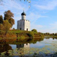 Храм в Боголюбово :: Катя Бокова