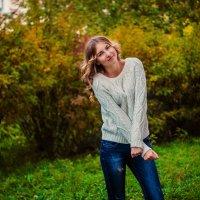Осенний портрет :: Рина *