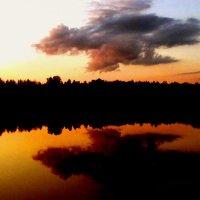 Вечер на озере :: alek48s