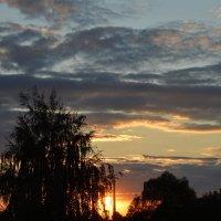Закат в Белгороде. :: dgozia.sergey Нескажу