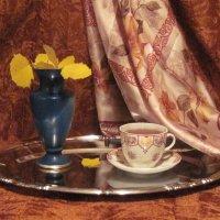 Осеннее чаепитие - 2 :: Маера Урусова