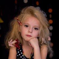Маленькая ведьмочка :: Юлия