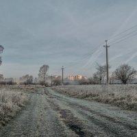 Утро седое :: Вадим Губин