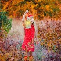 Садовый гномик :: Катерина Терновая
