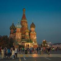 Прогулка по Москве :: Николай Алехин