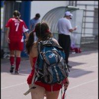Я иду играть в футбол :: Алексей Патлах