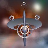 космический корабль :: linnud