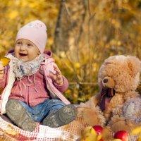Первая осень Алисы :: SashkaBelov Белов