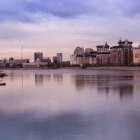 Астана река Иртыш :: Вера Шелепова
