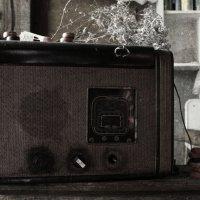 Старое радио :: Anna Lepere