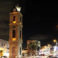 Вечерний Яффо-Тель-Авив. :: Larisa
