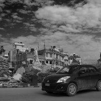 Непал. Землетрясение. :: Павел Байдалов