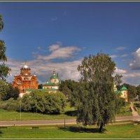 Покровский Хотьковский женский монастырь :: Дмитрий Анцыферов