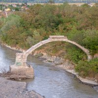 """Старый мост """"Туапсинки""""...Армавир... :: Юлия Бабитко"""