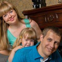 Семья :: Дмитрий Сахнов