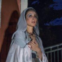 На облаках лунным светом напишет ночь счастья сюжеты :: Ирина Данилова