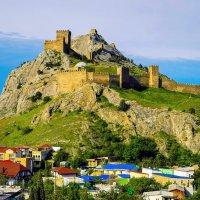 Судакская крепость :: Роман Величко