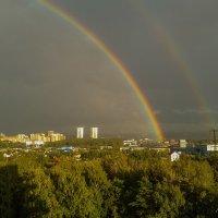 под куполом счастья... :: Алексей Бортновский