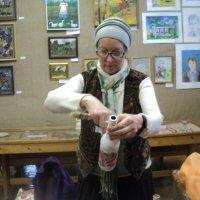 В Подмосковном Краеведческом музее в городе Люберцы на выставке до 03.11.15. :: Ольга Кривых