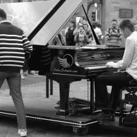 Странствующий рояль :: Elen Dol