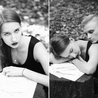 Ты у меня в голове :: KATYA DAVLETOVA