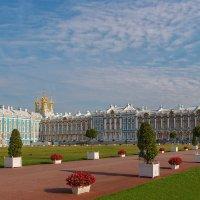 Екатерининский Дворец Пушкин :: Александр Кислицын