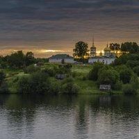 Вечерняя заря :: Valeriy Piterskiy