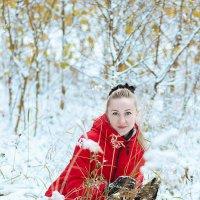 Первый снег :: Елена Семёнова