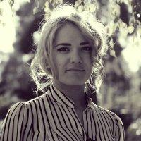 Задумчивая душа склоняется к одиночеству. :: Анна Сердюкова