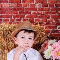 детская фото сессия :: Иван