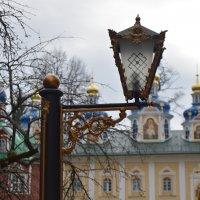 Жил-был  фонарь... :: Vladimir Semenchukov