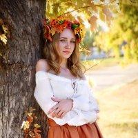 Осенняя.. :: Юлия Романенко
