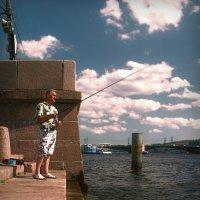 Рыбаки на Неве :: Alent Vink
