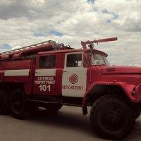 Пусть знает каждый гражданин пожарный номер 101!!! :: НаталиЯ ***