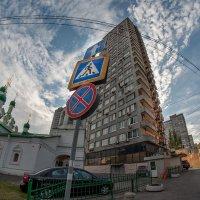 Не останавливаясь, только вверх, в одностороннем порядке :: Ирина Данилова