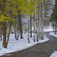 Первый снег :: Борис Гуревич