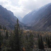 Природный парк Ала Арча :: татьяна Токмачева