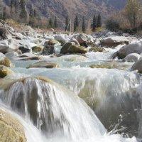 Река Ала Арча :: татьяна Токмачева