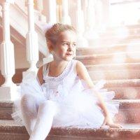 Балеринка :: Яна Спирина