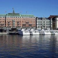 Grand Hotel Stockholm :: Swetlana V