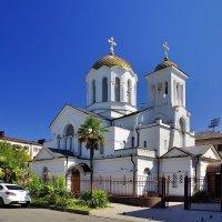 Кафедральный собор Благовещения Пресвятой Богородицы в Сухум :: Денис Кораблёв